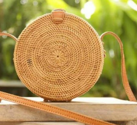 Rattan Bag Supplier From Bali Straits View Singapore